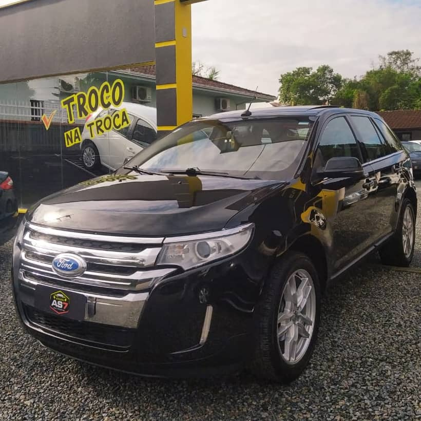 Ford Edge Limited Fwd